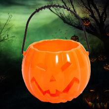 HOT LED Pumpkin Night Light China-Lantern Props For Halloween Party Decoration