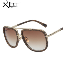 Brand Designer Sunglasses Men Women Retro Vintage Sun glasses Big Frame Fashion Glasses Top Quality Eyeglasses UV400(China)