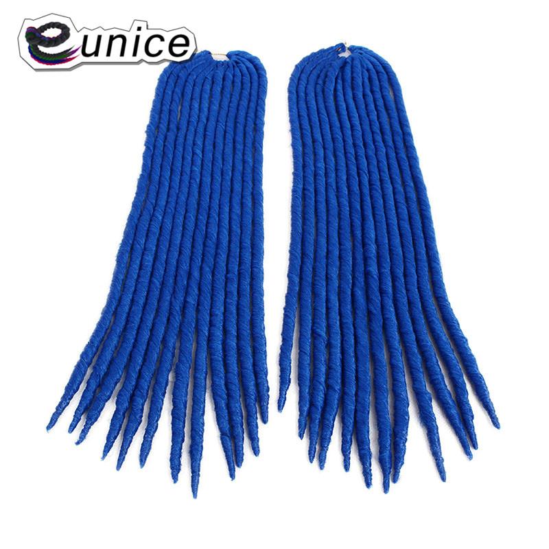 Crochet Braids Dreadlock Extensions Kanekalon Synthetic braiding hair For Women  (80)