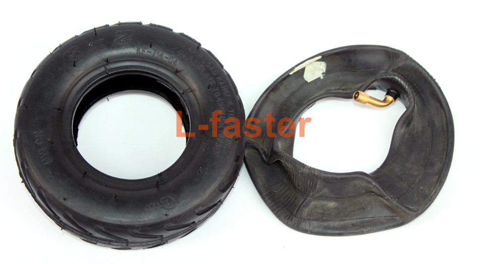 6x2 pneumatic wheel outer tire & inner tube -1-a