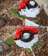 free ship 100 seeds Black Pearl Rose seeds rare roses flower seeds China bonsai novel plants