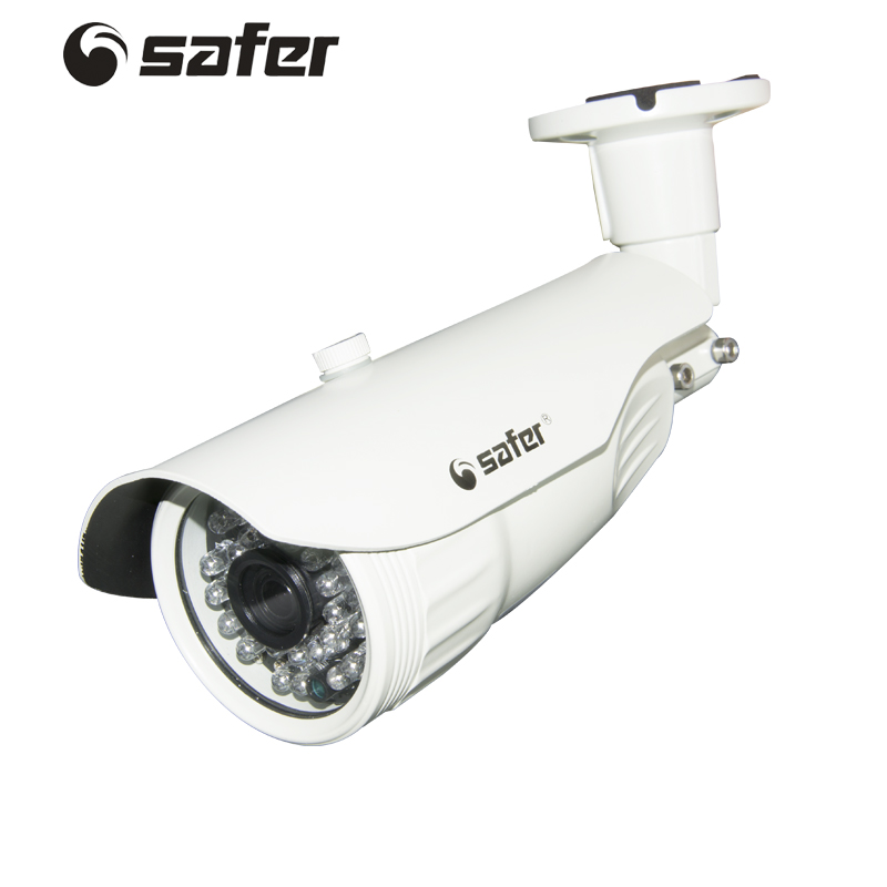 SAFER IP Camera Security White Bullet Camera Video Surveillance Camera Outdoor 960P 30pcs IR Led Waterproof Video CCTV 1.3MP <br>