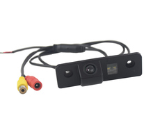 For Skoda Octavia Rear View Camera Car Reversing Camera with WaterProof IP69 + Wide Angle 170 Degree CCD(China)