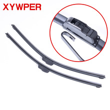 "Car Windshield Wiper blades U-type Universal Soft Rubber Frameless Bracketless car wipers 14"" 16"" 17"" 18"" 19"" 20"" 21"" 22"" 24""26"""