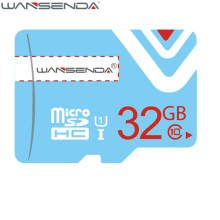 Fast Speed Class 10 Micro SD Card Memory Card 64GB 32GB 16GB 8GB 4GB Mini 64GB TF Card for Smartphone(China)