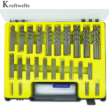 150Pcs/Case 0.4-3.2mm Mini Drill Bit Set HSS Microtech Power Tools Small Precision Twist Drill Kit with Plastic Box