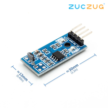 Hall Sensors Module 3144E 4pin Hall Switch Speed Magnetic Swiches Speed Counting Sensor Module Arduino Smart Car