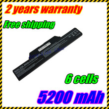JIGU 4400mAh Replacement Laptop Battery For HP COMPAQ 510 610 615 6720 6730 6830 HSTNN-IB51, HSTNN-IB52 451086-161 451568-001