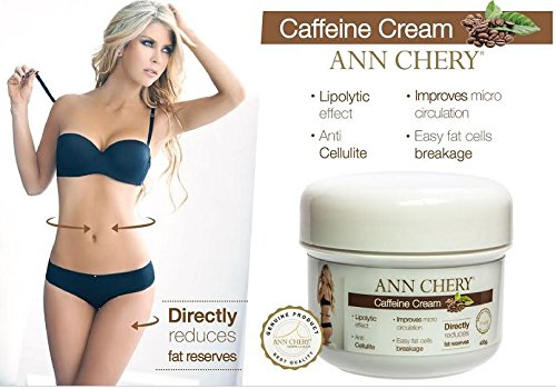 Ann Chery Caffeine Cream (Fat Burning &amp; Reduces Cellulite) 400 g<br>