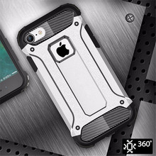 Buy KRY Phone Cases iPhone 7 Case 7 Plus Silicone Hard Cover iPhone 6 Case 6s Armor Hybrid Protection Plastic Capa Coque for $2.90 in AliExpress store