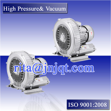 IP 54 Support DHL AC 220/50HZ JQT-1100-C high pressure dry pump 1 Phase ring blower(China)
