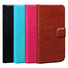 cunzhi 100% Original PU Leather Wallet Flip Cover Case For HTC Butterfly S Butterfly 2 Holster (Gift Touch Pen)(China)