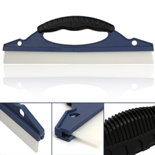 Cleaner Dryer Glass Washing Tools Car Care Scraper Equipment Car Wash Wiper Soft Silicone Auto Window Cleaning Windowshield
