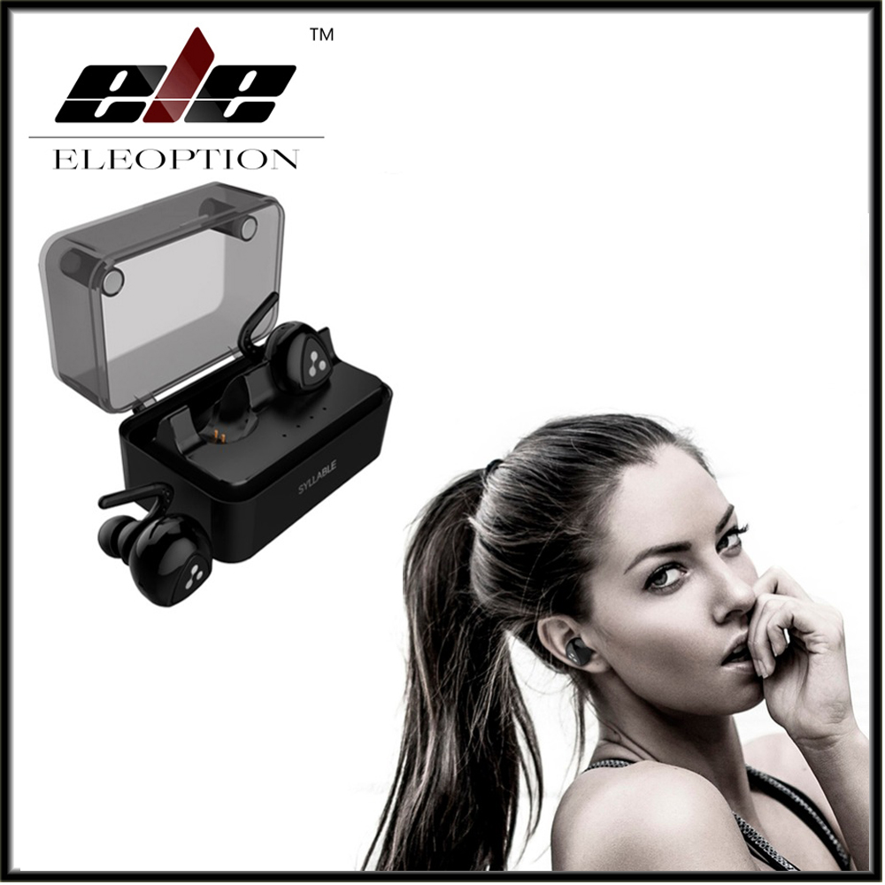 D900 Mini Bluetooth Stereo Wireless Earphone Headset Handsfree Mini Earbud with Charge Box for iPhone for Samsung<br>