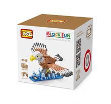 LOZ Diamond Micro-Particle Building Blocks Educational Toys World Series Eagle - Ali Store store