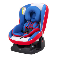 Multi-color child car safety seat for 0-6 years old baby(China)