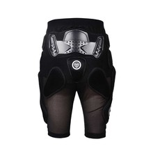 Genuine motorcycle racing pants Hip protection MTB outdoor sports ski shorts pants trousers snowboard motocross protector(China)