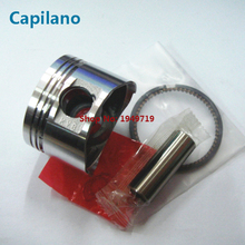 motorcycle piston kit CH125 with piston ring piston pin for Honda CH 125 parts cylinder engine parts of 125cc
