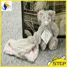 2016 Hot Sale Promotion 22cm 1PCS Mouse Plush Toys Stuffed Animal Toys High Quality Birthday Xmas Gifts Baby Toys ST088(China)