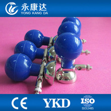 Multi-function Adult ECG suction ball set , 6pcs in set(China)