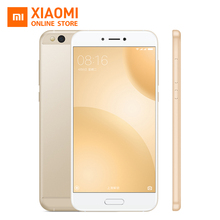 Original Xiaomi MI5C MI 5C Mobile Phone Pinecone Surge S1 SoC Octa core 2.2GHz 3GB RAM 64GB ROM 12.0MP Fingerprint ID QC 9V/2A(China)