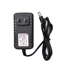 AC 100-240V to DC 12V 2A Switching Power Supply Converter Adapter US Plug Black   High Quality --M25