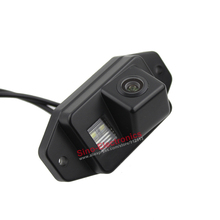CCD Rearview Camera for Toyota Land Cruiser Prado 120 2002-2007 Reverse Camera Waterproof HD Night vision Parking line display