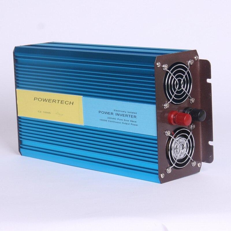 Inversor de onda sinusoidal DC24V to AC220V power inverter 1200W pure inverter 2400W Peak power onduleur photovoltaique<br><br>Aliexpress