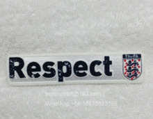2012-2015 England Fa Cup Respect Patch Soccer Badge