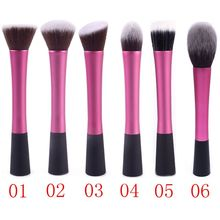 1pcs Hot Sale Professional Makeup Brushes Facial Care Powder Blush Cosmetics Make Up Brush Tools Foundation Brush #65007(China)