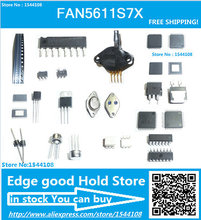 FREE SHIPPING FAN5611S7X LED DRIVER LINEAR SC-70-6 5611 FAN5611 10PCS(China)