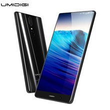 Umidigi Crystal Borderless Smartpone MTK6737T Quad-core 2GB RAM 16GB ROM Metal 5.5'inch Bezel-less Android Mobile Phone