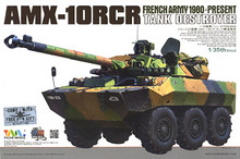 Tiger Model 1/35 scale 4602 France AMX-10RCR 6X6 wheeled tank destroyer(China)