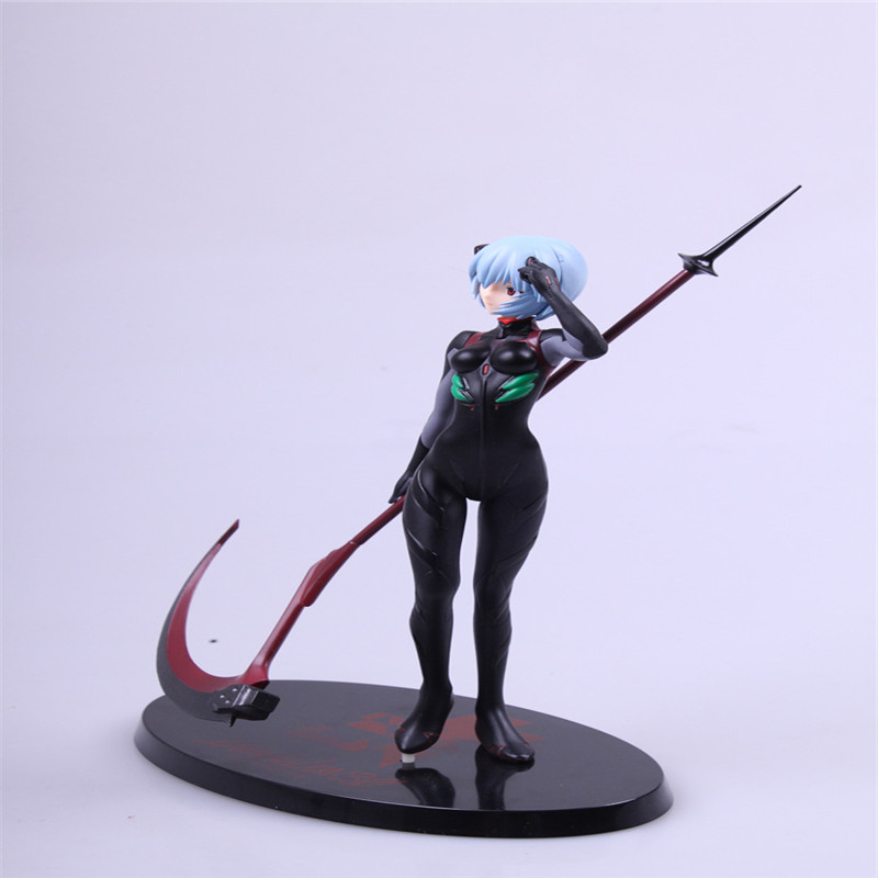 Hot Product 21cm Anime Neon Genesis Evangelion 1/8 Scale Doll Action Figure Toys Lovely Goddess REI AYANAMI Collectible Gifts<br><br>Aliexpress