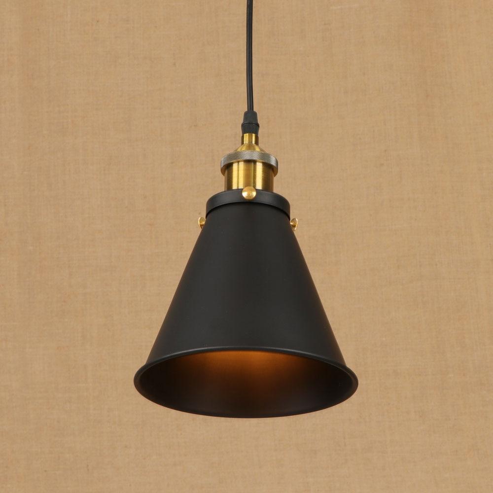 Loft industrial American country modern pendant lamp adjust E27 LED hang retro pendant lights for kitchen living room bedroom<br>