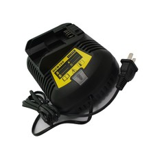 Brand New Replacement For Dewalt DCB105 DCB101 Li-ion MULTI Voltage Fast Battery Charger Output 12V - 20V Input 110V & 220V