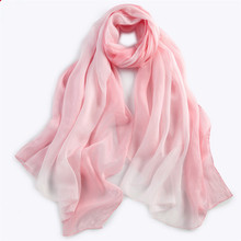 180*110cm 2016 new design100% real pure silk scarf women shawl women long  Ramp Shader cashmere scarf & shawls big size
