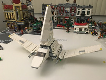 2017 LEPIN 05057 The Imperial Shuttle Tydirium Building Blocks set classic  model Assembled Toy Compatible 75094 boy Gift