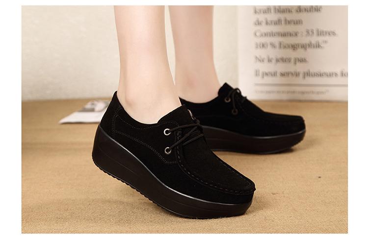 HX 3213-2 (11) 2017 Autumn Winter Women Shoes Flats