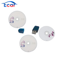 Top-Rated for GM Tech2 TIS 2000 Software CD and USB key  for gm tech2 scanner with Free Shipping