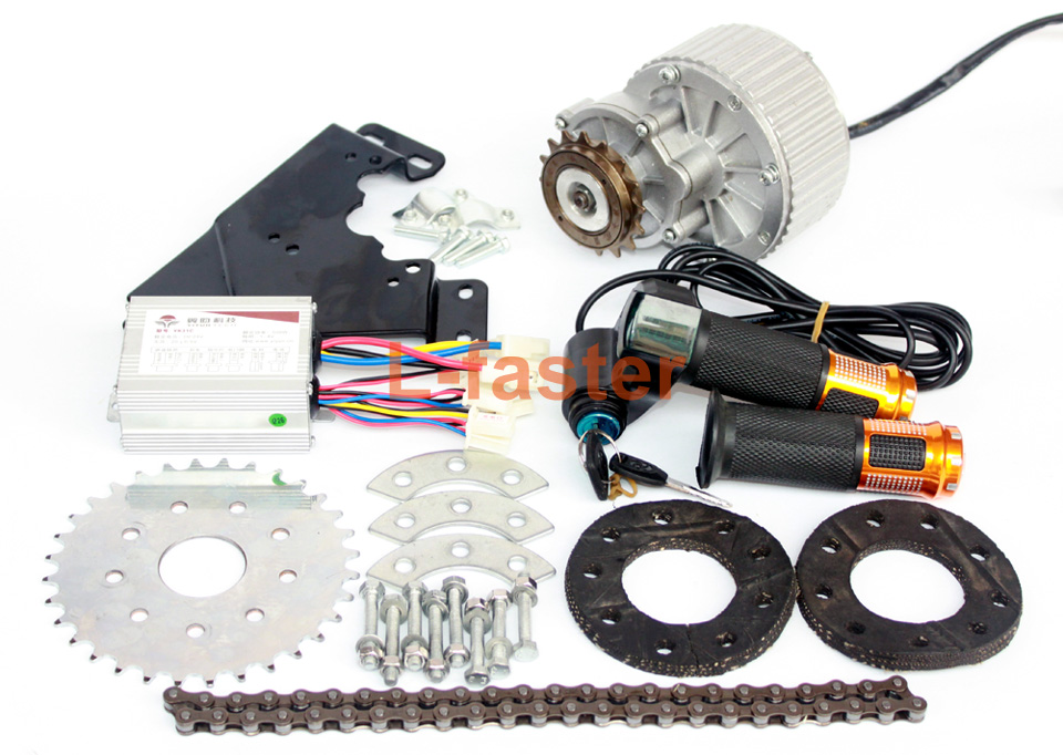 450W electric motor kit for general bike -1-a