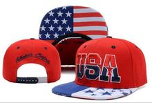 Flag United States Letter USA Cap Adjustable Cotton Hat Snapback Outdoor Sports Gorras Hip Hop Men Women Baseball - Zebulun Store store