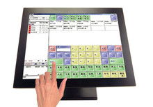 15  inch Fanless Industrial Panel PC,  2GB DDR3 RAM ,500GB HDD, Rugged tablet pc, touchscreen all in one HMI