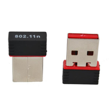 New Mini 150Mbps USB 2.0 WiFi Wireless Adapter 150 Network LAN Card 802.11 ngb Ralink MT7601 for Smartphone Win Xp/7/8