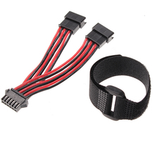 Double Battery Convert Wires 9115 9116 S911 S912 RC Car Parts