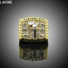 LAKONE Champions ring, 1999 florida state Seminoles NCAA football championship ring, sports fans ring, men gift ring