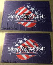 Rochester Americans Flag 3ft x 5ft Polyester American Hockey League AHL Banner Size 4 144* 96cm QingQing Flag