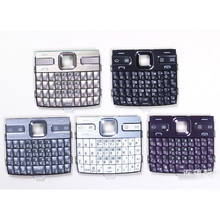 ZUCZUG New English Keyboard Buttons For Nokia E72 Replacement Parts