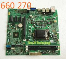 HOT! For DELL Inspiron 660 Vostro 270 Desktop Motherboard MIB75R/MH_SG MLK MB 48.3HD01.011 Mainboard 100%tested&fully work