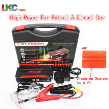 2017 New Arrival High Power Car Jump Starter 12V Car Mini Portable Emergency Battery Charger for Petrol & Diesel Car